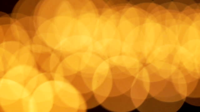 Defocused abstract lights background video