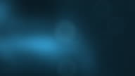 Defocused, blue, abstract background. Looping. video