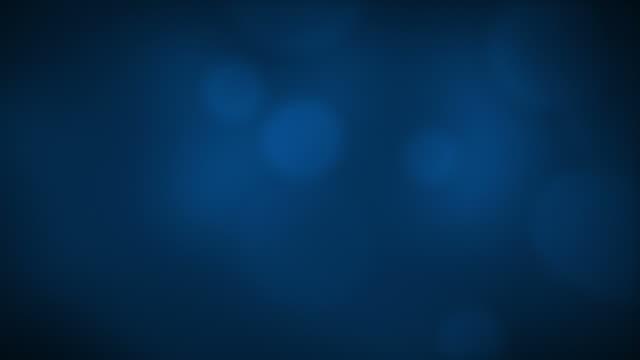 Defocused In Blue Looped video