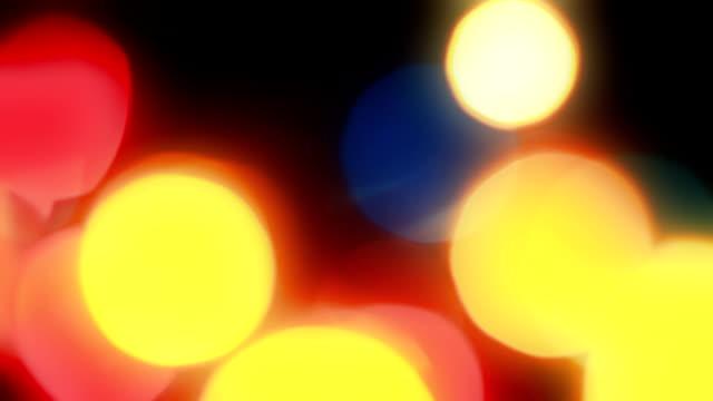 HD: Defocused Lights video