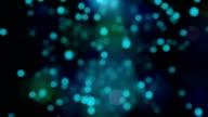Defocused Particles video