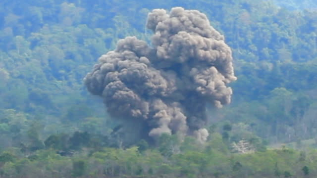 Degenerative destruction blast video