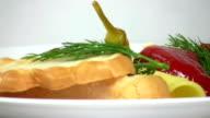HD: Delicacy video