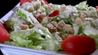 Delicious Caesar Salad video