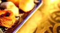 delicious jordanian halawiyyat patisserie and deserts video