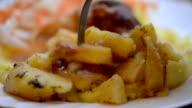 Delicious potatoes video