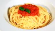 Delicious Spaghetti Bolognese video