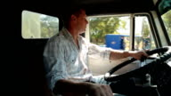 Delivery Truck Driver video