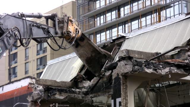 Demolition. 2 of 3. video