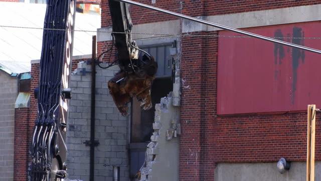 Demolition HD video