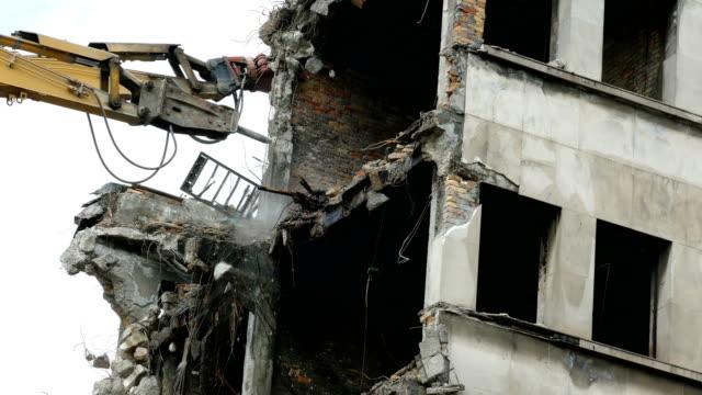 Demolition of Buildings video