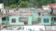 Demolition work in Nairobi - MediumShot video