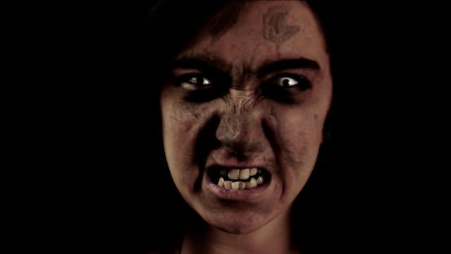 demon girl video