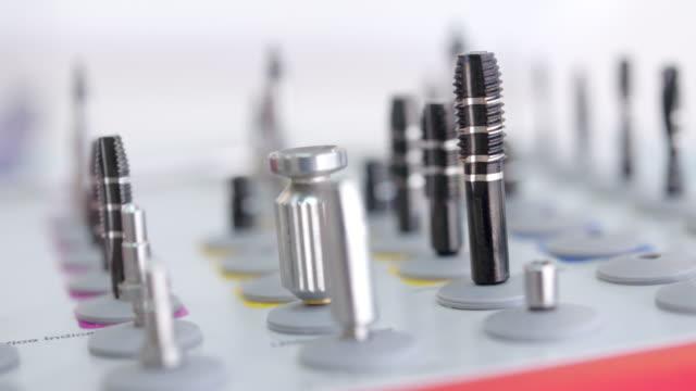 Dental drill bits video