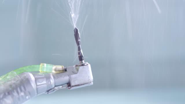 Dental drill video