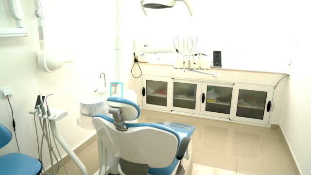 Dental office without people video