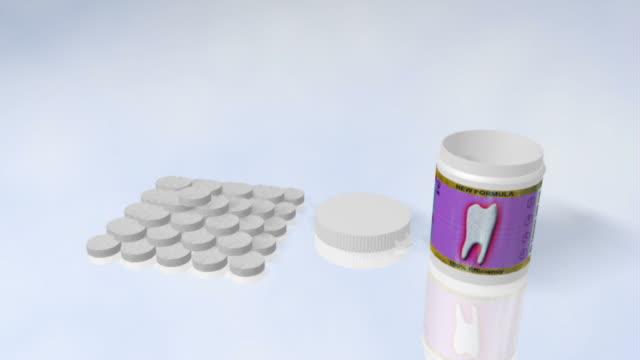 Dental pills video