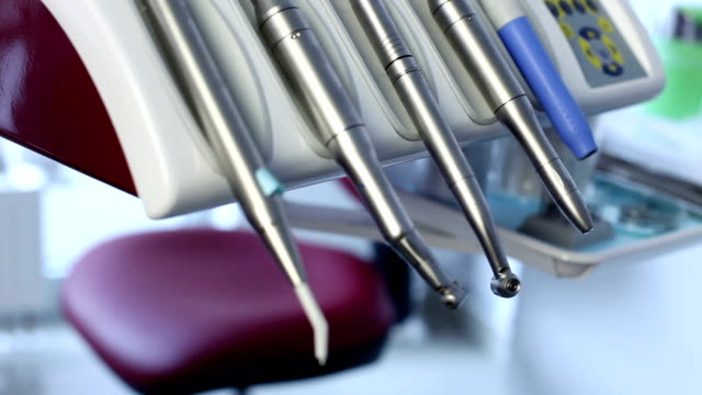 Dental tools video