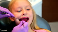 Dentist and patient video