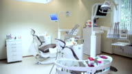 Dentist office equipment video