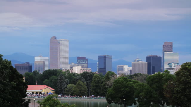 Denver Skyline video