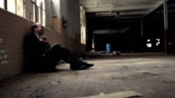 Depressed Business Man video