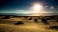 Desert Death Valley video