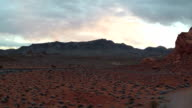 Desert Fly through video