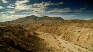 Desert Landscape Time Lapse video
