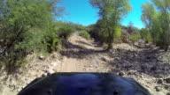 Desert Off Road POV video