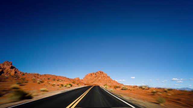 Desert Road video