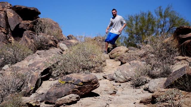 Desert Runner video
