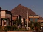 Desert scene from Scottsdale, AZ video