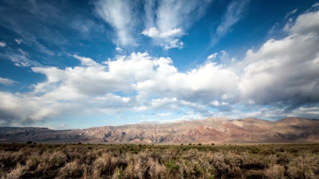 Desert Sky Time Lapse video