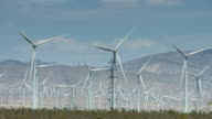 Desert Valley Wind Farm video