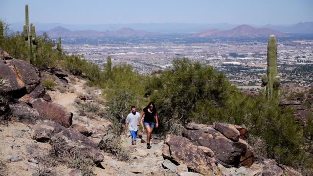 Desert Walk video
