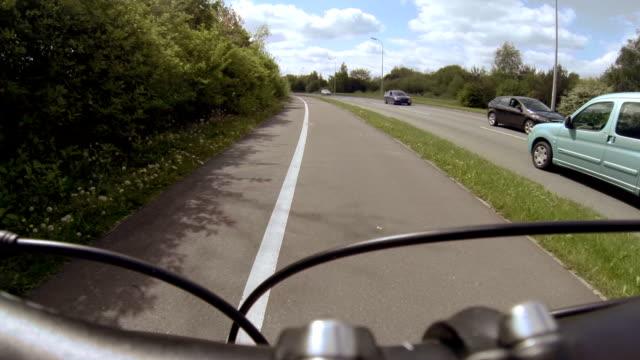 Designated Cycling Path video