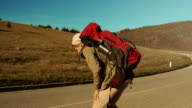 Despair hitchhiker video