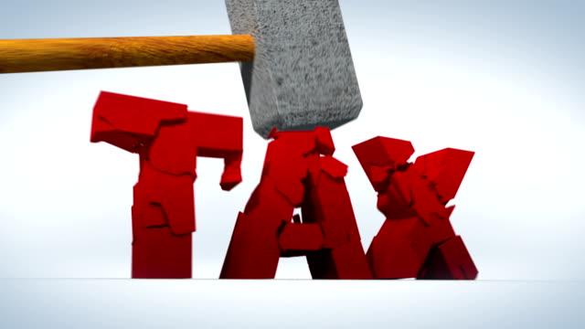 Destroy tax video