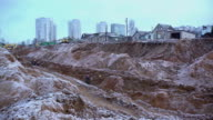 Destruction of the village. Construction of the city 4 video