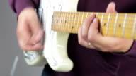 Detail of Funk Guitar video