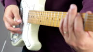 Detail of Punk Rythm Guitar video