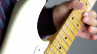 Detail of Solo Guitar video