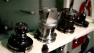 Details of CNC machine tools video