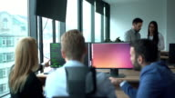 Developers at work. video