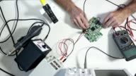 Development of electronic devices video