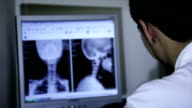 Diagnosing MRI on computer video