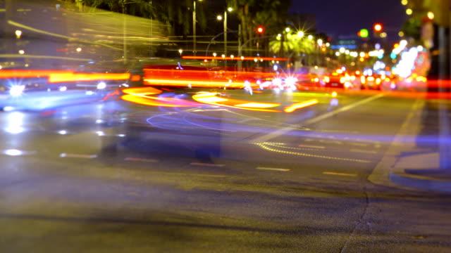 Diagonal street in Barcelona video