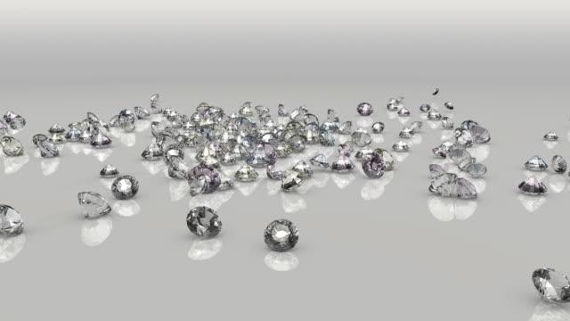Diamonds Fall & Scatter (Alt.) video