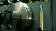 Diesel engine video